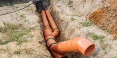 Какой уклон должен быть у канализационной трубы