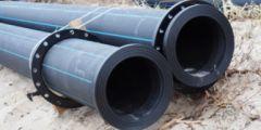Хомуты для канализационных труб